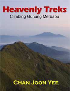 Heavenly Treks - climbing Gunung Merbabu