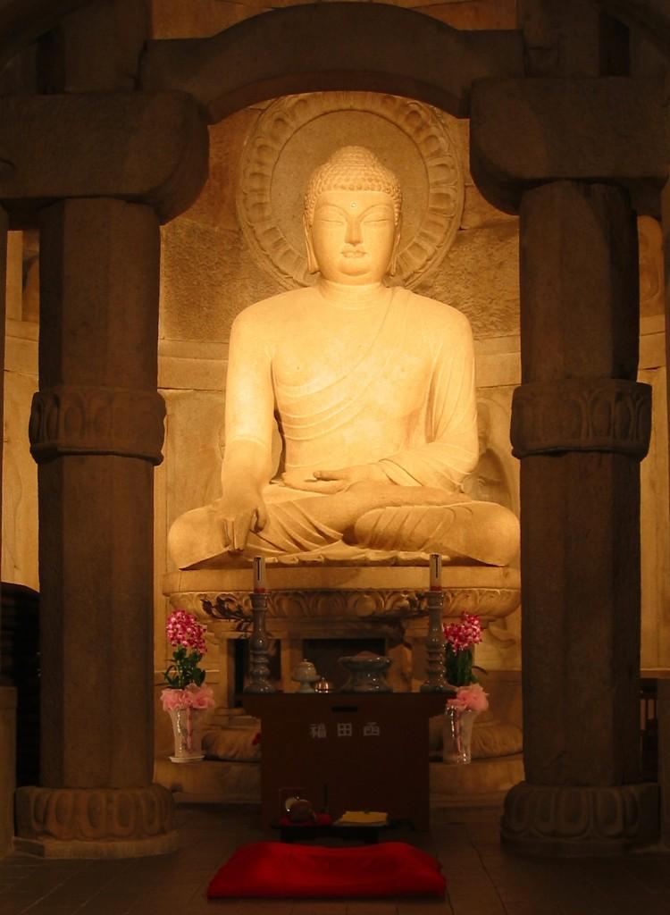 Seokguram_Buddha